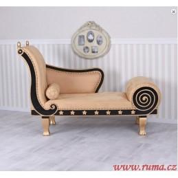 Luxusní lenoška z masivu