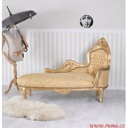 Luxusní lenoška ve Rokoko...
