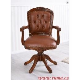 Luxusní dřevěné otočné...
