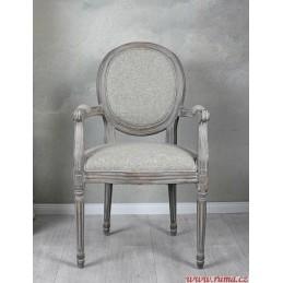 Elegantní retro židle