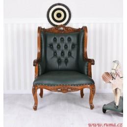 Dřevěné židle ve...