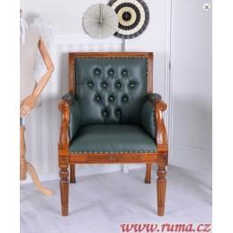 Stylová židle ve...