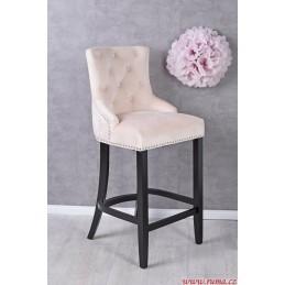 Barová židle v světle...