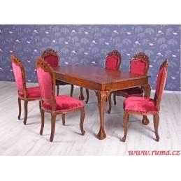 Jídelní set stůl a židle z...