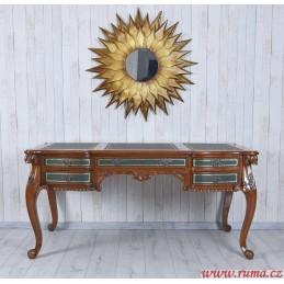 Pracovní stůl ve stylu baroko
