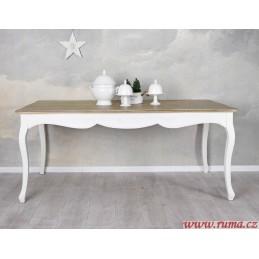 Rustikální jídelní stůl v...