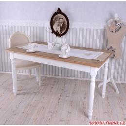 Jídelní stůl v provence stylu