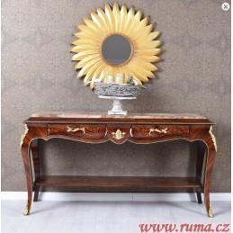 Luxusní konzolový stolek ve...