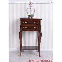 Odkládací stolek v barokním...
