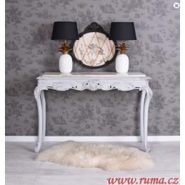 Luxusní konzolový stolek