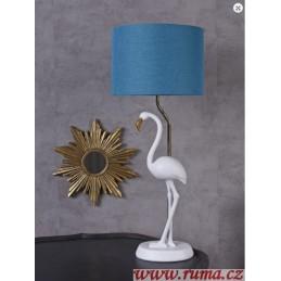 Stolní lampa Plameňák