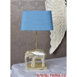 Stolní  lampa Slon