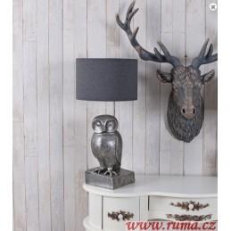 Stolní  lampa Sova