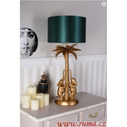 Stolní  lampa dva sloni