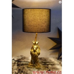 Stolní  lampa Lev