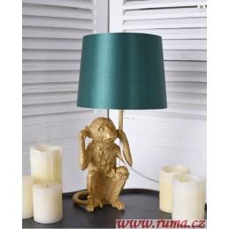 Stolní  lampa opice
