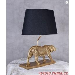 Stolní  lampa Tygr