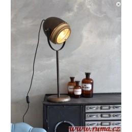 Retro stolní lampa