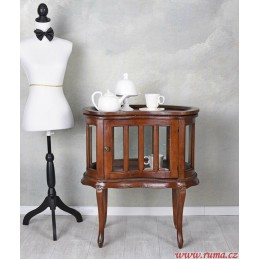 Barový servírovací stolek