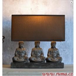 Stolní  lampa Budda