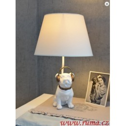 Stolní lampa Pes