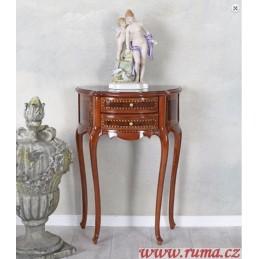 Konzolový stolek v barokním...