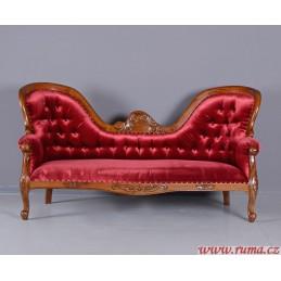 Luxusní pohovka ve francouzském stylu