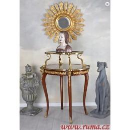 Exkluzivní odkládací stolek