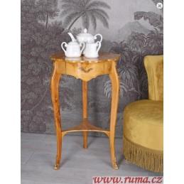Praktický odkládací stolek