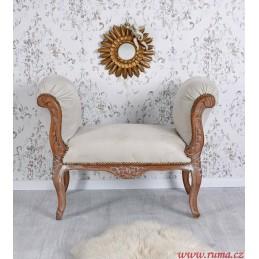 Luxusní lavice ve barokním...