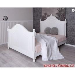 Bíla postel