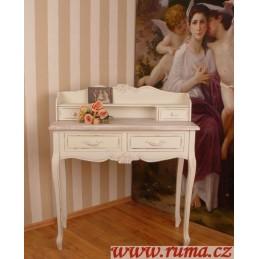 Rustikální konzolový stolek
